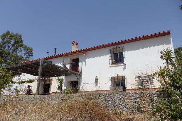 Main house facade