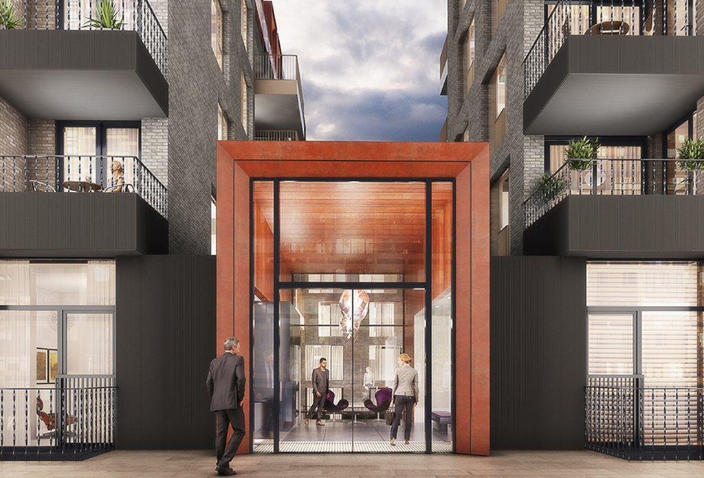 Camden Courtyards