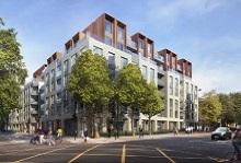Barratt London, Camden Courtyards
