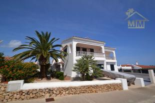 semi detached home in Port d`Addia, Menorca...