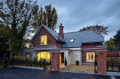 5 bed new house for sale in Ellington, Temple Road...