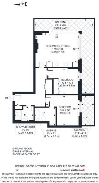 Floorplan - 8 Charle