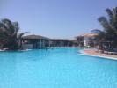 Pool with music/bar