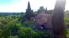 Detached Villa for sale in Montescudaio, Pisa...