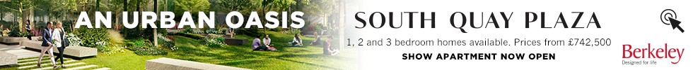 Get brand editions for Berkeley Homes (South East London) - Investor, South Quay Plaza
