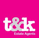 T & K Estate Agents, Farnham logo