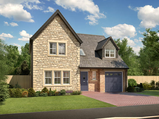 4 bedroom detached house for sale in wynyard billingham for 4 bed new build house