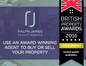 Get brand editions for Ralph James Estate Agents, Redhill