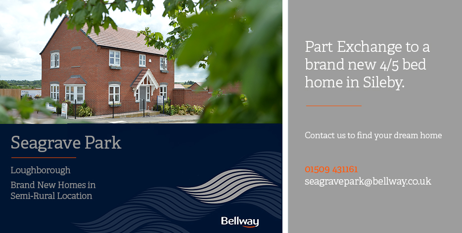 Find Yourself A New Home At Seagrave Park