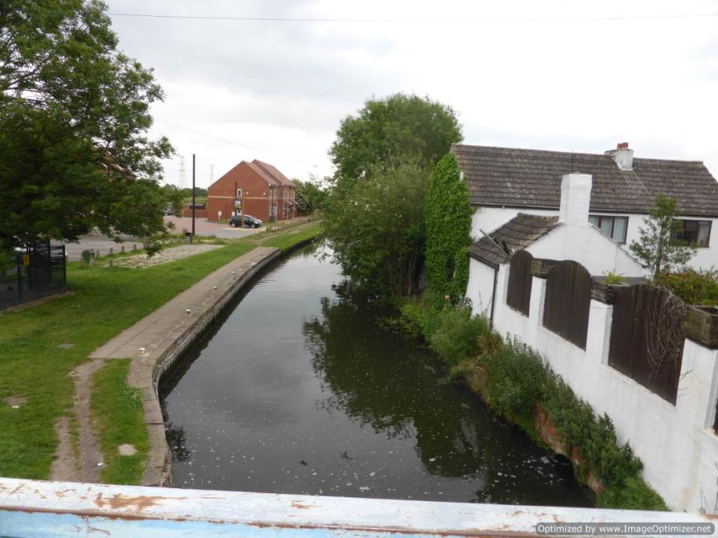 View of Canal from Bridge outside Property
