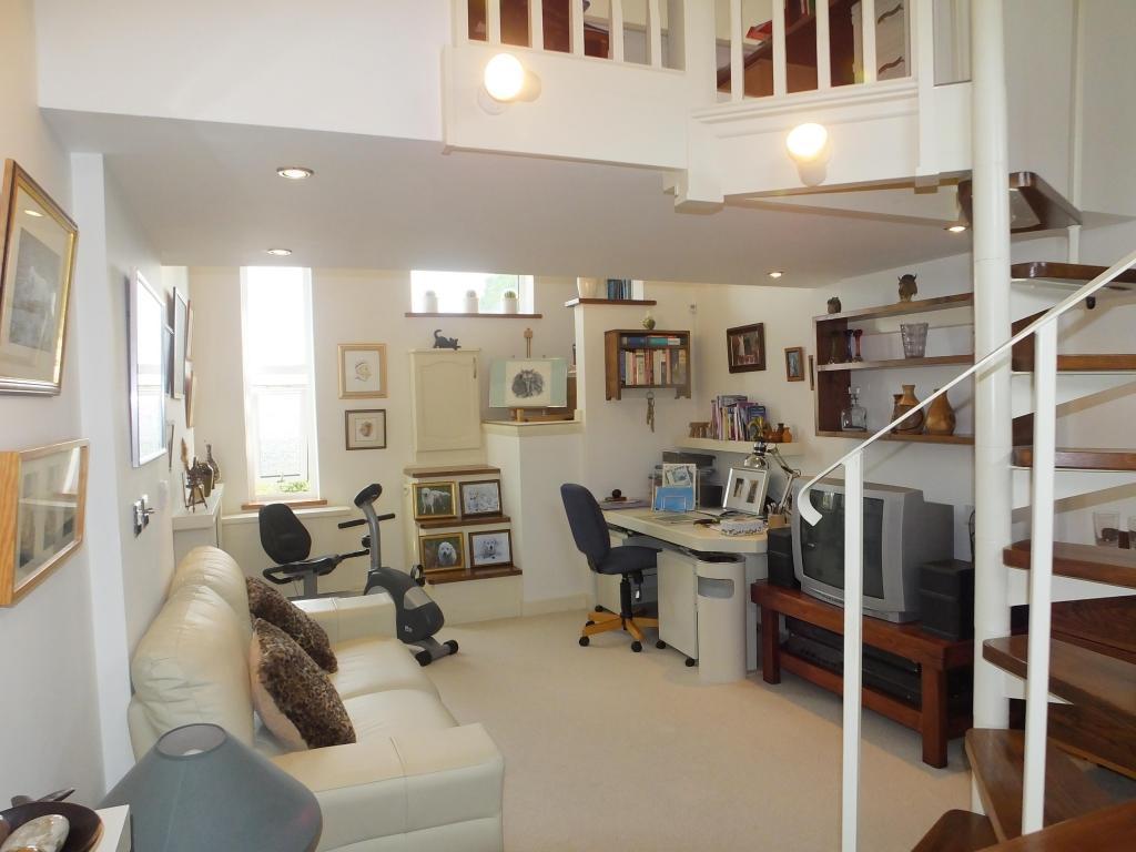 Living Room (below galleried study)