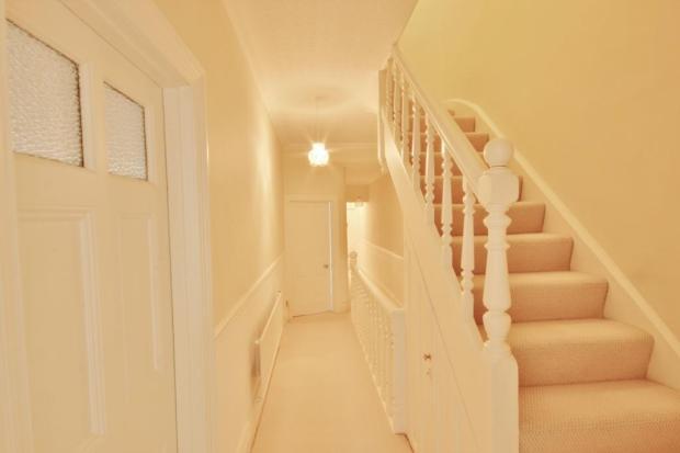 Landing/Stairway to 2nd Floor