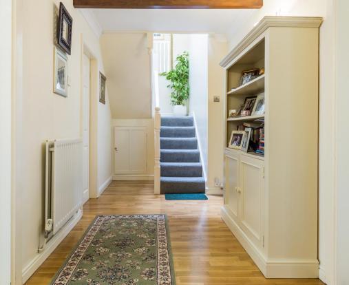 Ground Floor Hallway