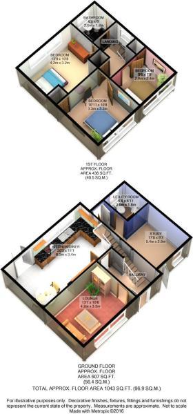 Floorplan 3D