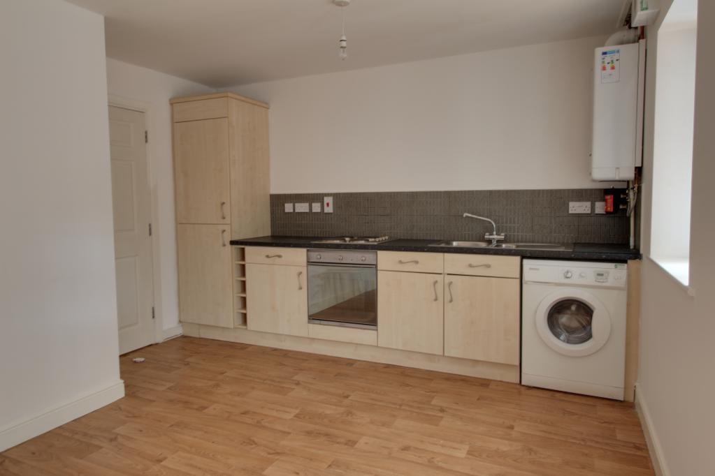 Basement Kitchen - living room