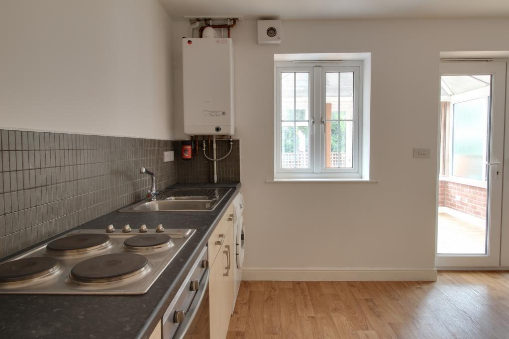 Basement Kitchen -living room