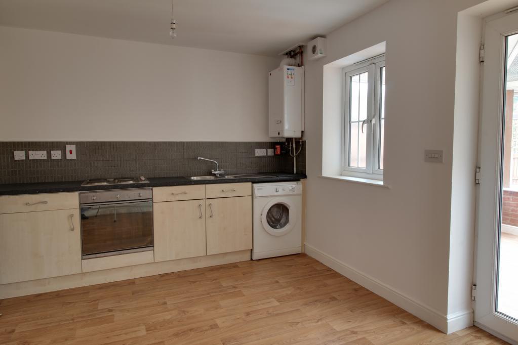 Basement Kitchen living room