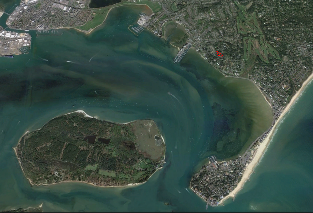 Poole Harbour View