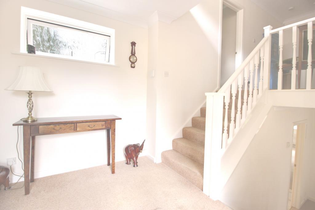 Entrance hall and stairs to upper floor