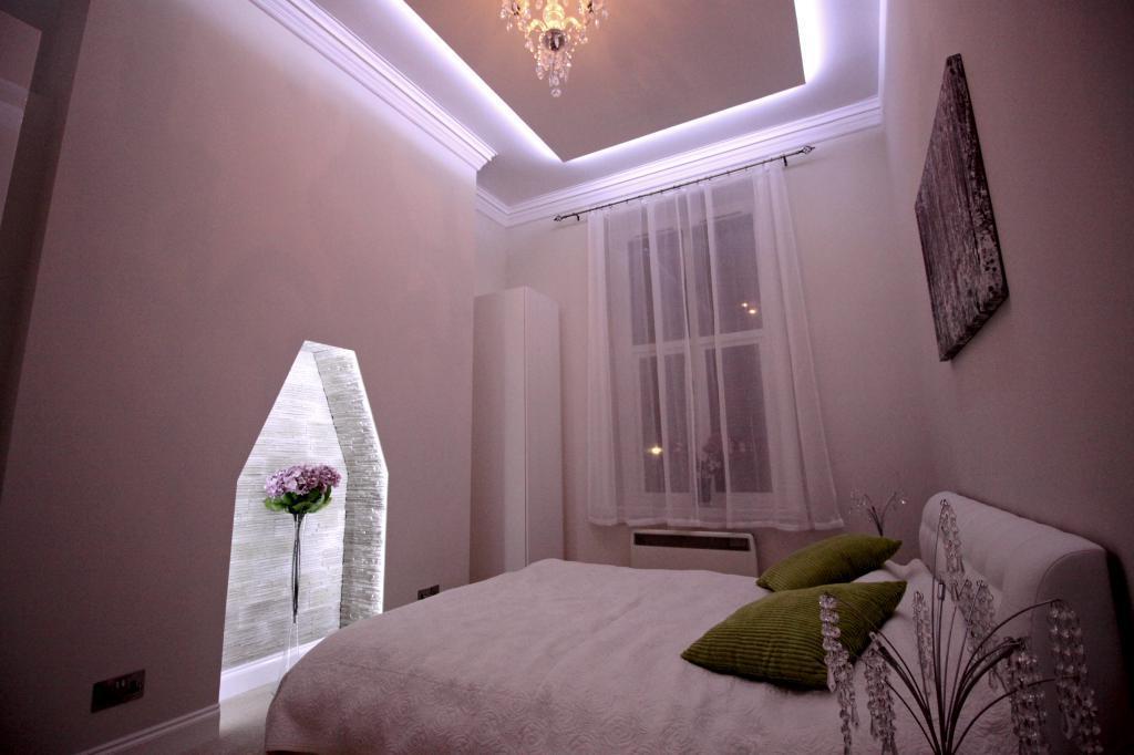 Bedroom Lights at Night