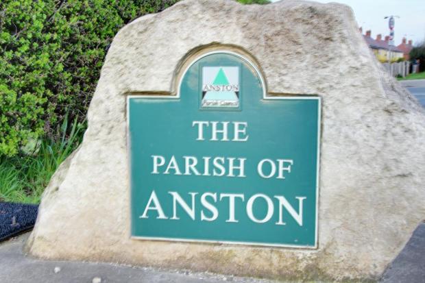 Parish Sign