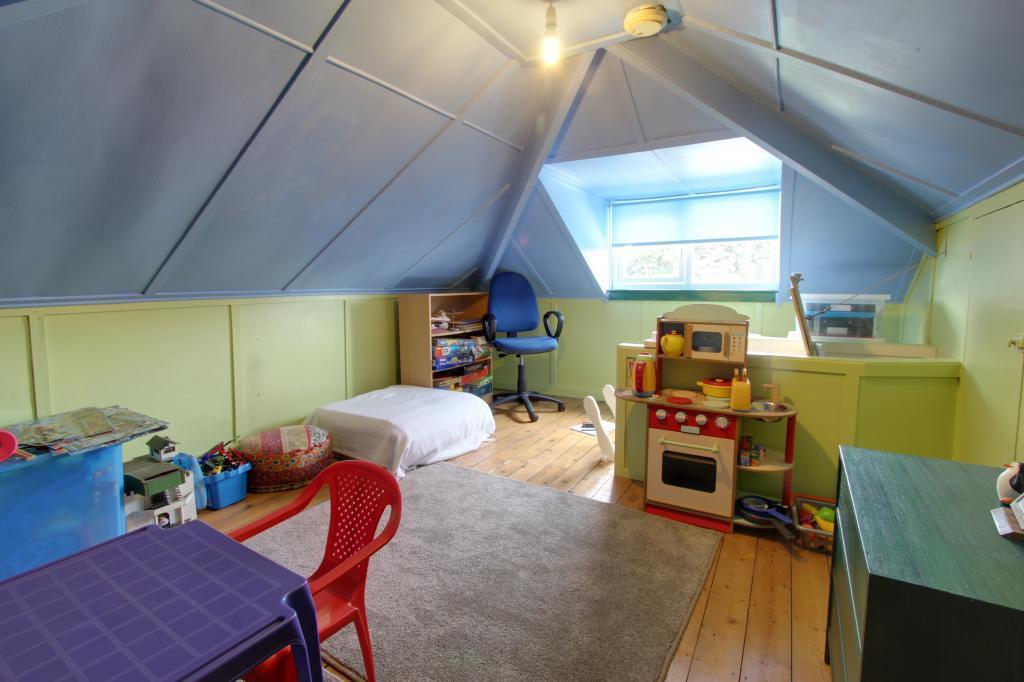 Storage/Playroom