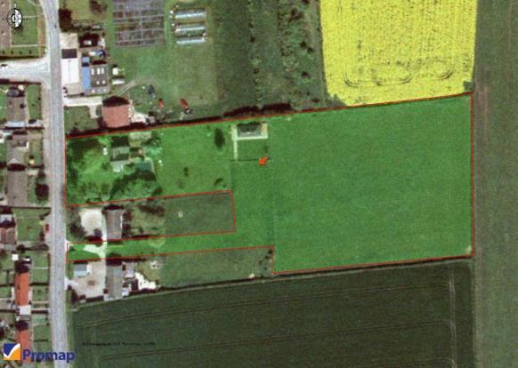 Aerial View of Plot c1.4 ha