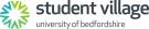 Bedfordshire Student Village, Luton branch logo