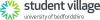 Bedfordshire Student Village, Luton logo