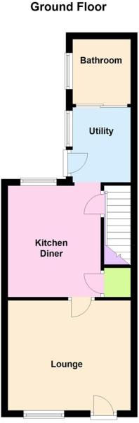 49 Mill Lane - Floor