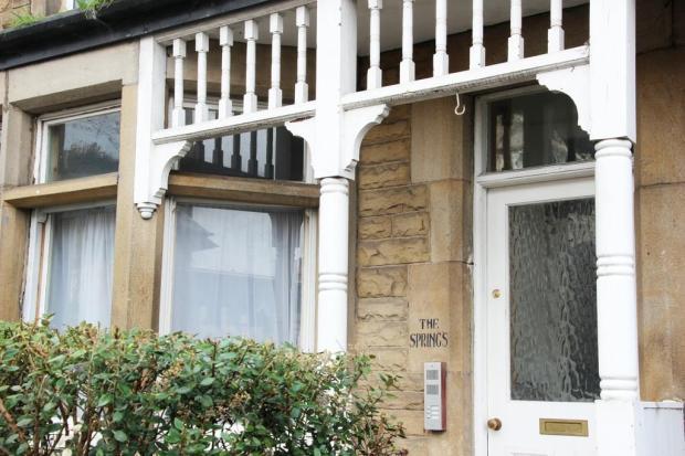 Door to Your New Home?