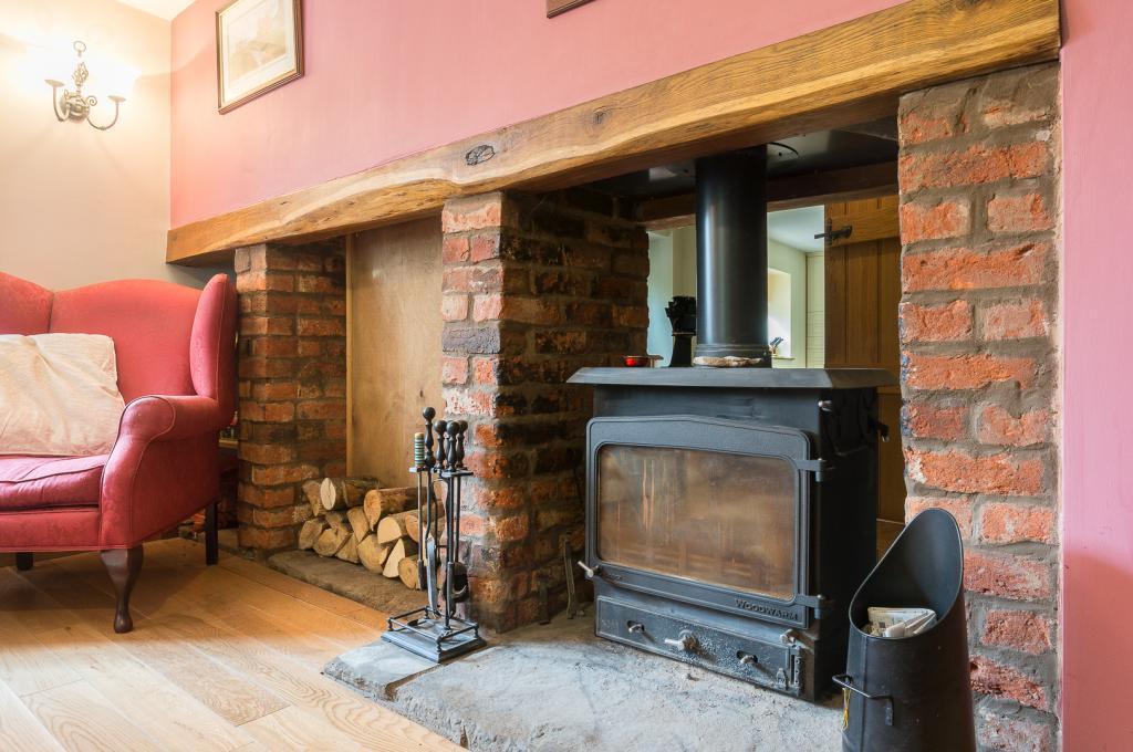 Woodwarm Double-Sided Burner