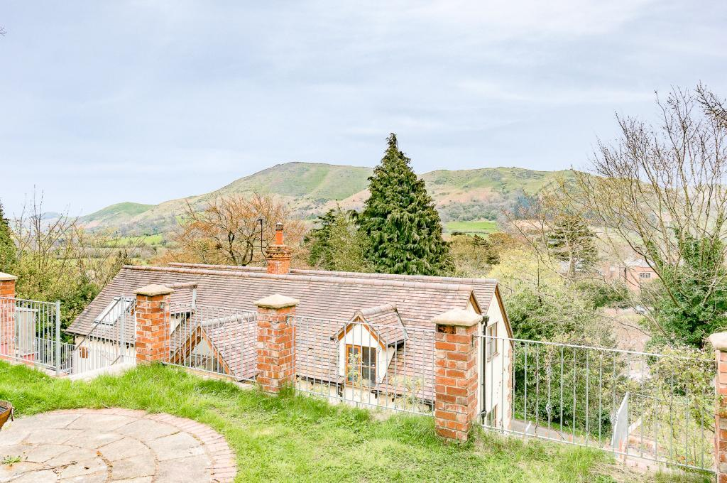 View from Gardens of Caer Caradoc