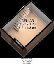 Floorplan 3D (Basement)