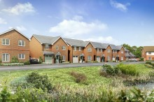 Taylor Wimpey, Milby Hall at The Farm