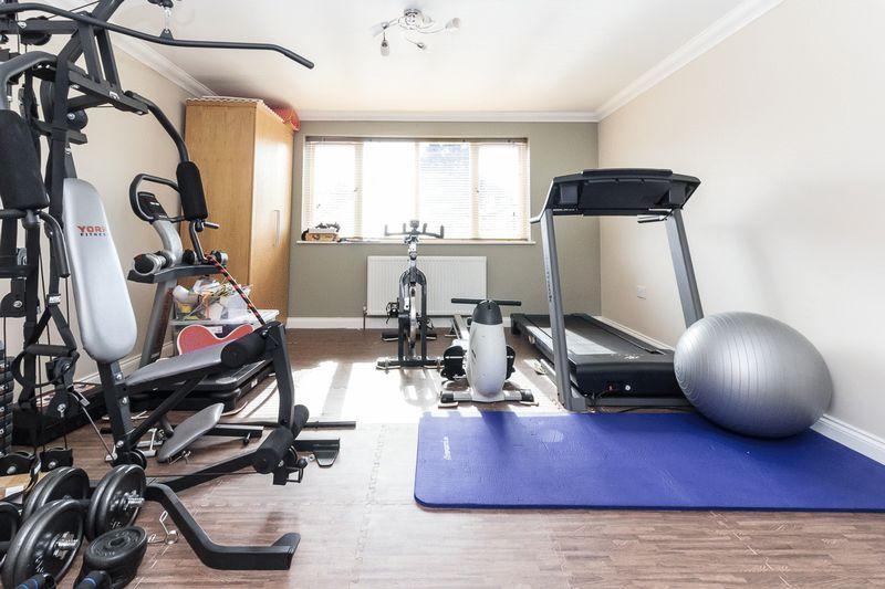 Bedroom 3/Gym