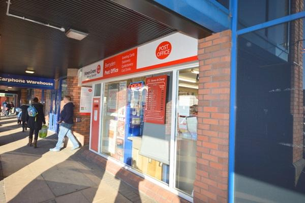 Post office for sale in berryden post office berryden road aberdeen ab25 ab25 - Post office bureau de change rates ...