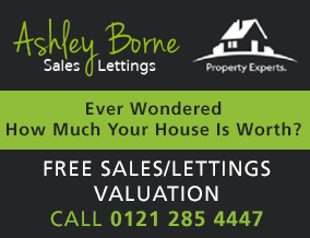 Get brand editions for Ashley Borne Sales and Lettings, Selly Oak