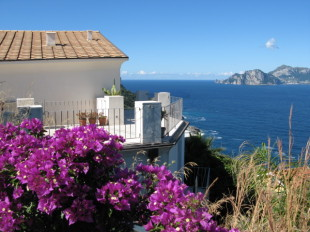 2 bed Semi-detached Villa in Campania, Naples...