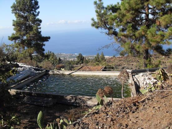 water tank Arguayo