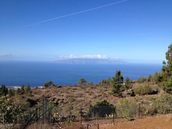 La Gomera views