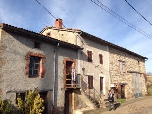 Stone House in Auvergne, Puy-de-Dôme...