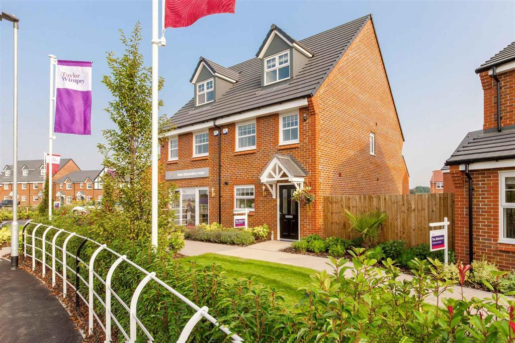 Actual Image of The Alton G Showhome at Albion Lock