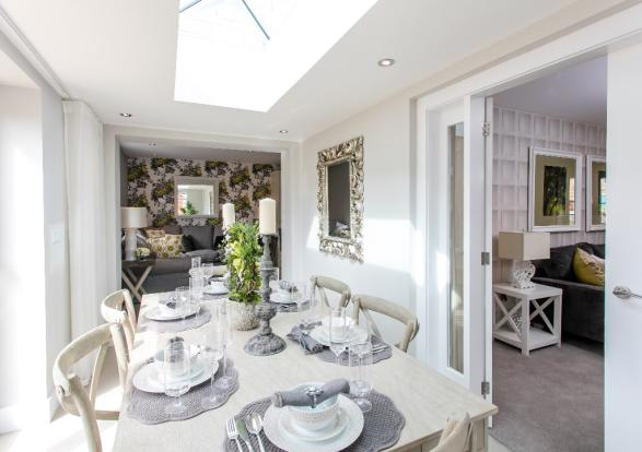 Four bed - Dining