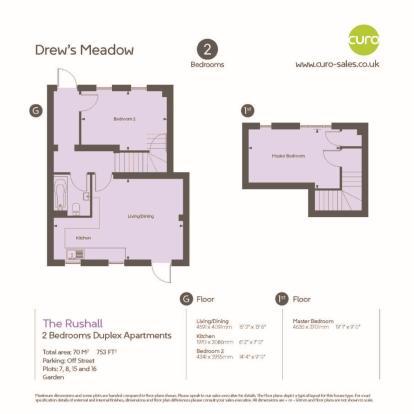 Rushall - Floorplan