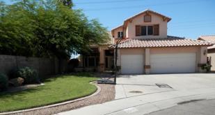 4 bed house in Arizona, Maricopa County...