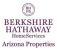 Berkshire Hathaway Homeservice, Cave Creek logo