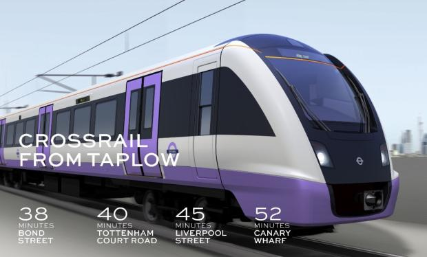 Taplow Crossrail