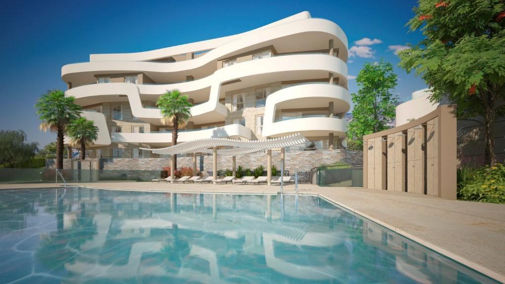 new Apartment for sale in Mijas-Costa, Málaga...