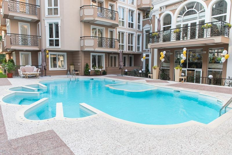 new Studio apartment for sale in Sunny Beach, Burgas